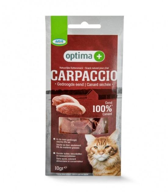 Kattencarpaccio